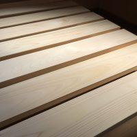 木楽寝ベッド(高さ32cm)