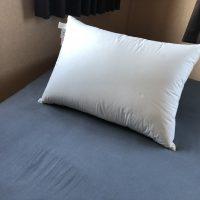 洗えるダウン枕(50×70cm)