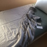 ジャガード織り真綿ふとん