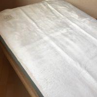 シルク敷毛布